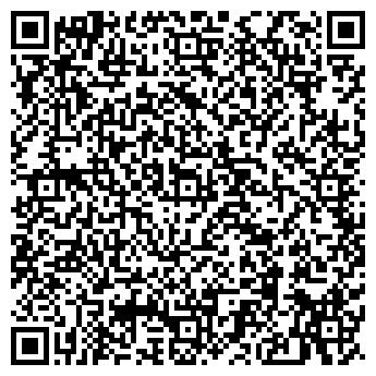 QR-код с контактной информацией организации DANS PLANET КОМПАНИЯ