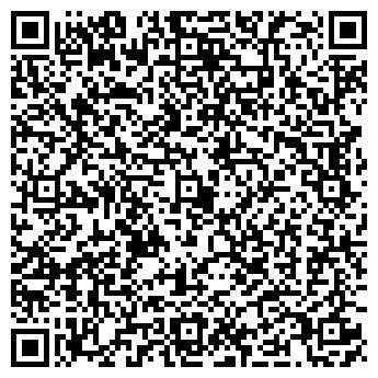 QR-код с контактной информацией организации ЕВРОТРАНС, ЗАО