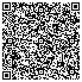 QR-код с контактной информацией организации ООО ДОРТРАНС