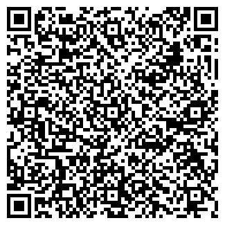 QR-код с контактной информацией организации ЗАО РУСАВТО