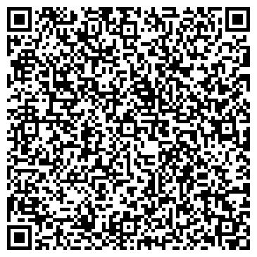 QR-код с контактной информацией организации БИЗРОС - ВСЕГДА ДЕШЕВЛЕ, ООО