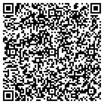 QR-код с контактной информацией организации МСТ ПЕТЕРБУРГ, ЗАО