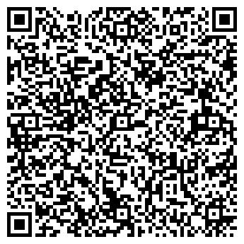 QR-код с контактной информацией организации DHL INTERNATIONAL