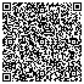 QR-код с контактной информацией организации ФРАНС ТУРС