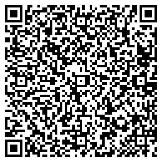 QR-код с контактной информацией организации КАЛЬДЭРА ОП