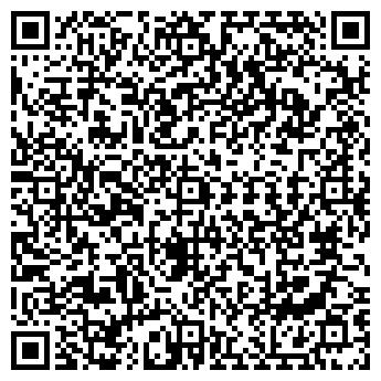 QR-код с контактной информацией организации ПИТЕР ОП, ООО