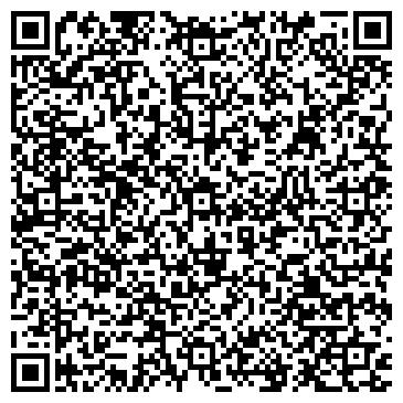 QR-код с контактной информацией организации ВЫБОРГСКИЙ КРЕДИТ