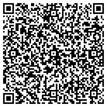 QR-код с контактной информацией организации КВАРТИРЫ ПЕТЕРБУГА