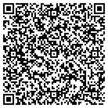 QR-код с контактной информацией организации БАЛТИК-ЭКСПРЕСС
