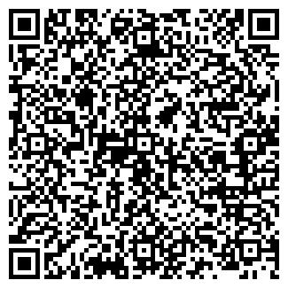 QR-код с контактной информацией организации ALIEN