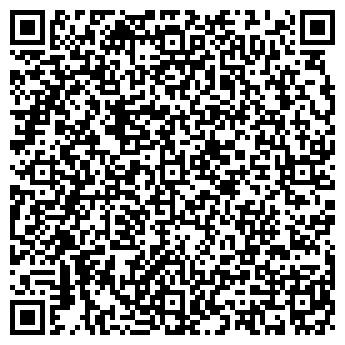 QR-код с контактной информацией организации АЛМАТИНСКИЙ КОЛЛЕДЖ ИНОСТРАННЫХ ЯЗЫКОВ