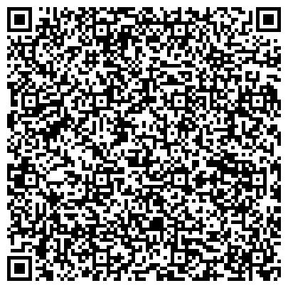 QR-код с контактной информацией организации СЕВЕРО-ЗАПАДНОЙ АКАДЕМИИ ГОСУДАРСТВЕННОЙ СЛУЖБЫ ОБЩЕЖИТИЕ
