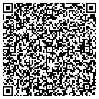 QR-код с контактной информацией организации № 1 ДЕТСКИЙ САД