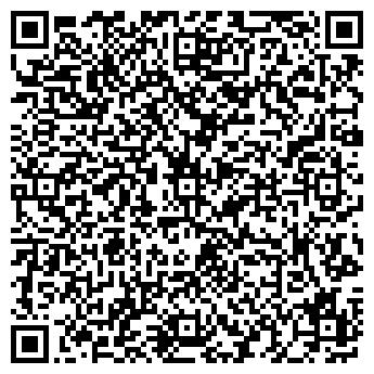 QR-код с контактной информацией организации АВРОРА ДЕТСКИЙ САД