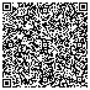 QR-код с контактной информацией организации БРИТАНСКИЙ ДЕТСКИЙ САД-ШКОЛА АСПЕКТ