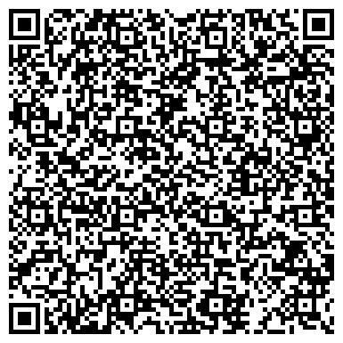 QR-код с контактной информацией организации ПО БОЛЬШОМУ ТЕННИСУ, Л/А И ПЛАВАНИЮ ДЮСШ