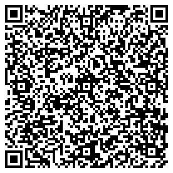 QR-код с контактной информацией организации КЛУБ ЗЕЛЕНАЯ КАРТА