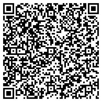 QR-код с контактной информацией организации ANFA CLAIRE