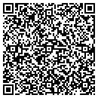 QR-код с контактной информацией организации PRAVO LTD