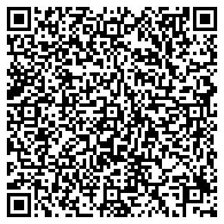QR-код с контактной информацией организации ПОЛИМЕРАКВАТРЕЙД