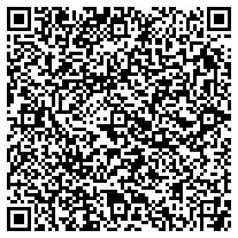 QR-код с контактной информацией организации МЕТРОКОМ, ЗАО