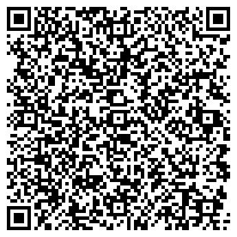 QR-код с контактной информацией организации ООО ЛЮКС-М