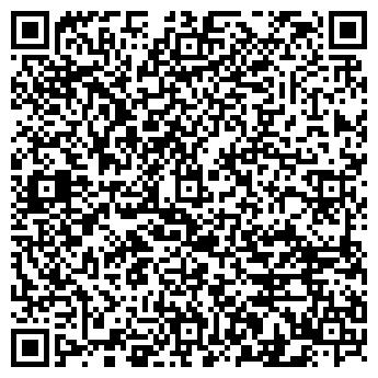 QR-код с контактной информацией организации ПЛУТОН-ХОЛДИНГ, ЗАО