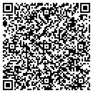 QR-код с контактной информацией организации ООО АЛИНТЕР