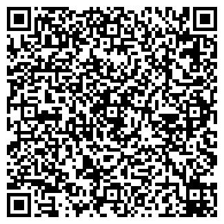 QR-код с контактной информацией организации ЗАО БАРС