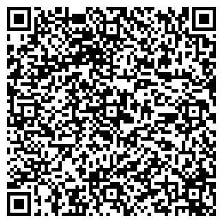 QR-код с контактной информацией организации ISET