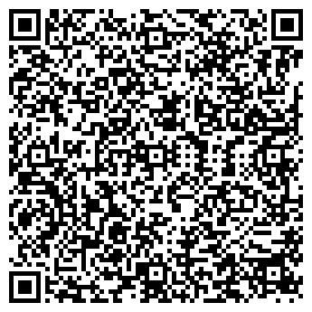 QR-код с контактной информацией организации ФЦП-СЕРВИС