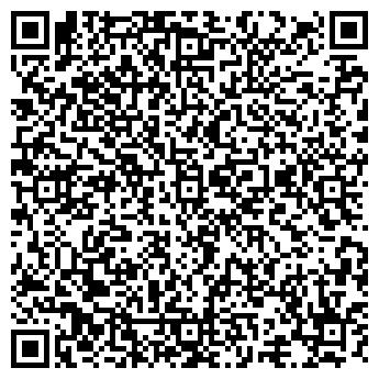 QR-код с контактной информацией организации ОСТРОВ, ЗАО