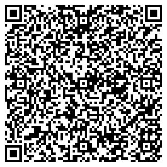 QR-код с контактной информацией организации ТЕЛЕВИК ЖУРНАЛ