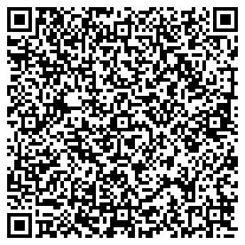 QR-код с контактной информацией организации ПАНДА-ПРИНТ