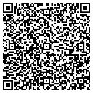 QR-код с контактной информацией организации УТРО САЛОН