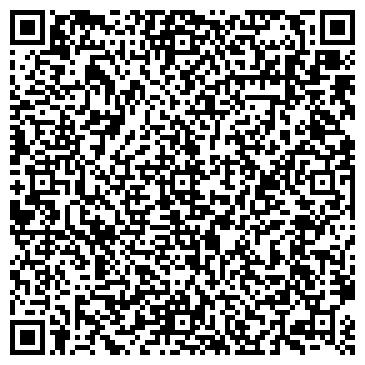 QR-код с контактной информацией организации ОАО РАХАТ КОНДИТЕРСКАЯ ФАБРИКА