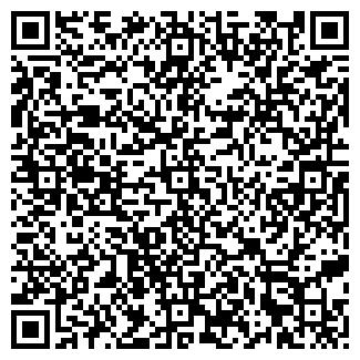 QR-код с контактной информацией организации ЗАНОЗА