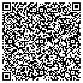 QR-код с контактной информацией организации КОКОС SUPER