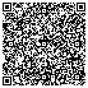 QR-код с контактной информацией организации ФАНКИ КЛУБ КРАСОТЫ