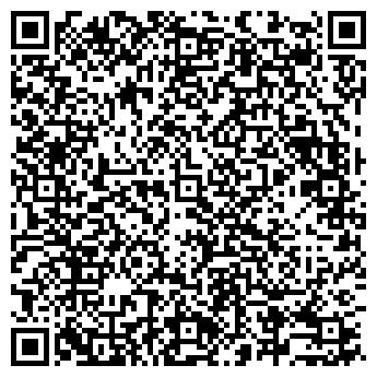 QR-код с контактной информацией организации LEONID ALEXEEV
