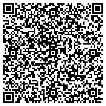 QR-код с контактной информацией организации AEROS TRAVEL