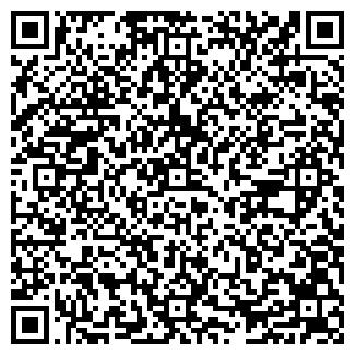 QR-код с контактной информацией организации HYPE MODELS