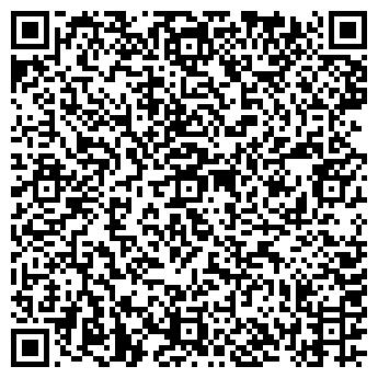QR-код с контактной информацией организации GLASS PROJECT