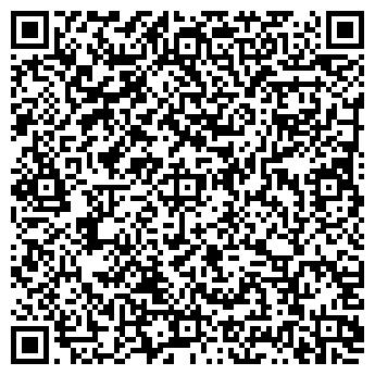 QR-код с контактной информацией организации ЗАО АКВА-СЕРВИС