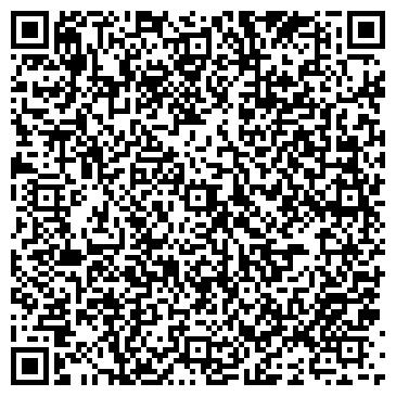 QR-код с контактной информацией организации ЗАВОДА ИМ. М. И. КАЛИНИНА МСЧ № 1