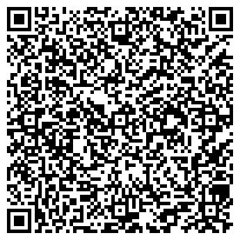 QR-код с контактной информацией организации КЛУБ ЗДОРОВЬЯ НА 5+