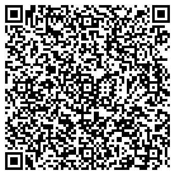 QR-код с контактной информацией организации КОРПОРАЦИЯ РУАН