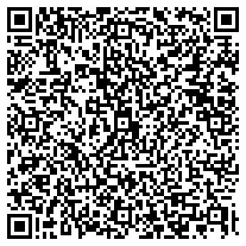 QR-код с контактной информацией организации ТОЧКА РОСТА, ООО