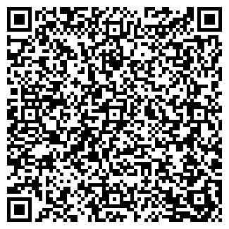 QR-код с контактной информацией организации ЧИНГИСХАН
