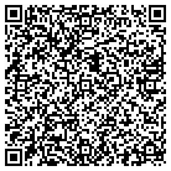 QR-код с контактной информацией организации АНФАС, ЗАО
